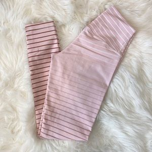DYI pink ombré leggings